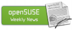 openSUSE Weekly News, Issue 158