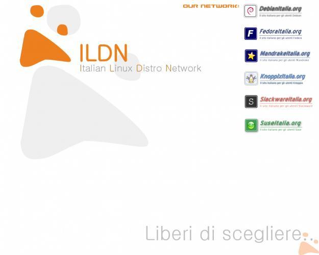 ILDN - Italian Linux Distro Network