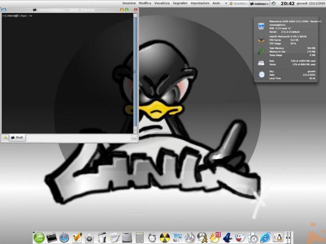 Linux2OSx