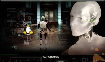 Io, Robotux