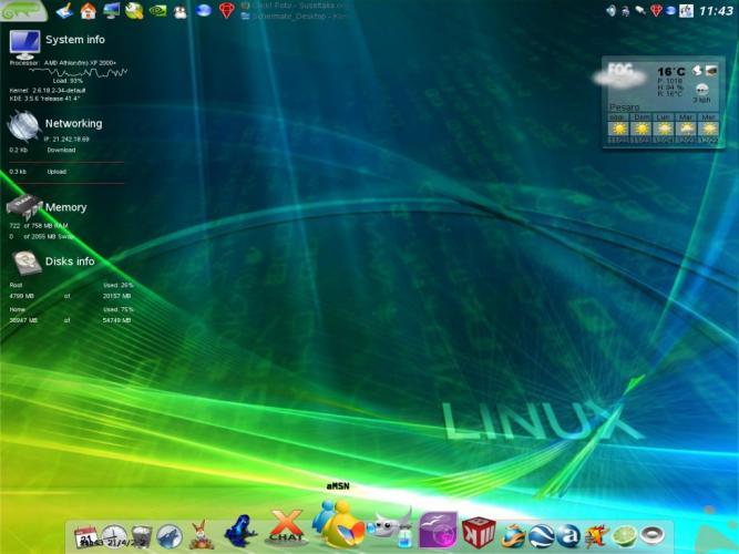Linux 2007 + Beryl