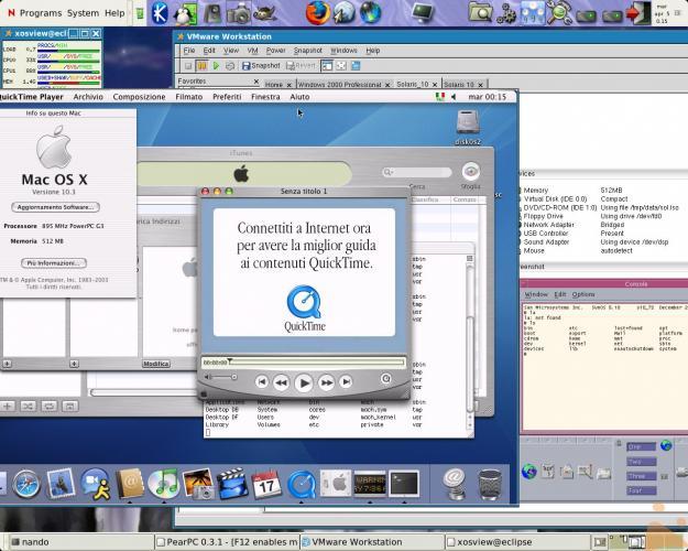 emulazione x86 ppc