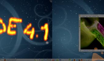 Suse 11 kde 4.1.1 Doppio Monitor