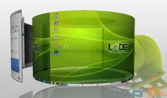 LXDE+Compiz