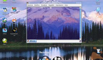 Un Signor Desktop !
