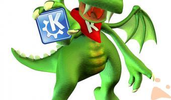 KDE - Gnomett@