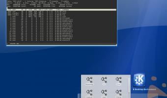 openSUSE 11.2, KDE 4.4 SC