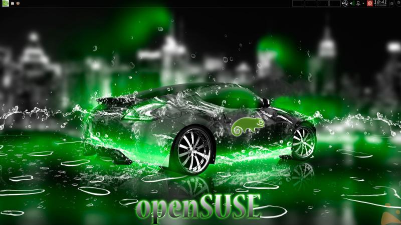Suse Machine